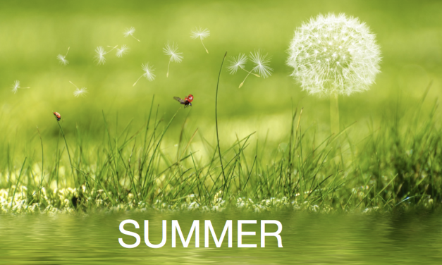 Summer Vacation!    June 11 – August 21st